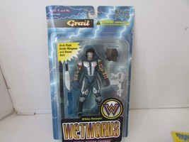 "MCFARLANE 12106 ACTION FIGURE WETWORKS GRAIL NEW 5.75""  L80 - $10.77"