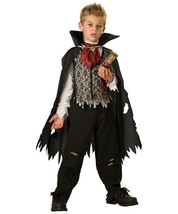 Vampire Costume Kids Count Dracula Halloween Fancy SIZE 6 - $24.99