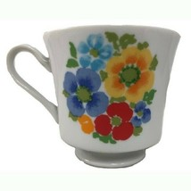 Cup Mikasa Frolic L2007 Dining Floral - $10.89
