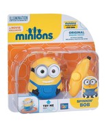 Disney Despicable Me Minion Spinning Bob with Banana launcher sounds + l... - $38.00