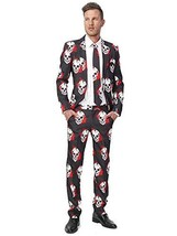 Suitmeister Halloween Costumes for Men Include Jacket Pants and Tie, X L... - $82.71