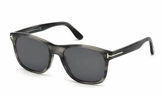 Primary image for Tom Ford Mason Havana Gray / Gray Sunglasses TF445 20A 58mm