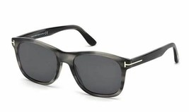Tom Ford Mason Havana Gray / Gray Sunglasses TF445 20A 58mm - $214.62