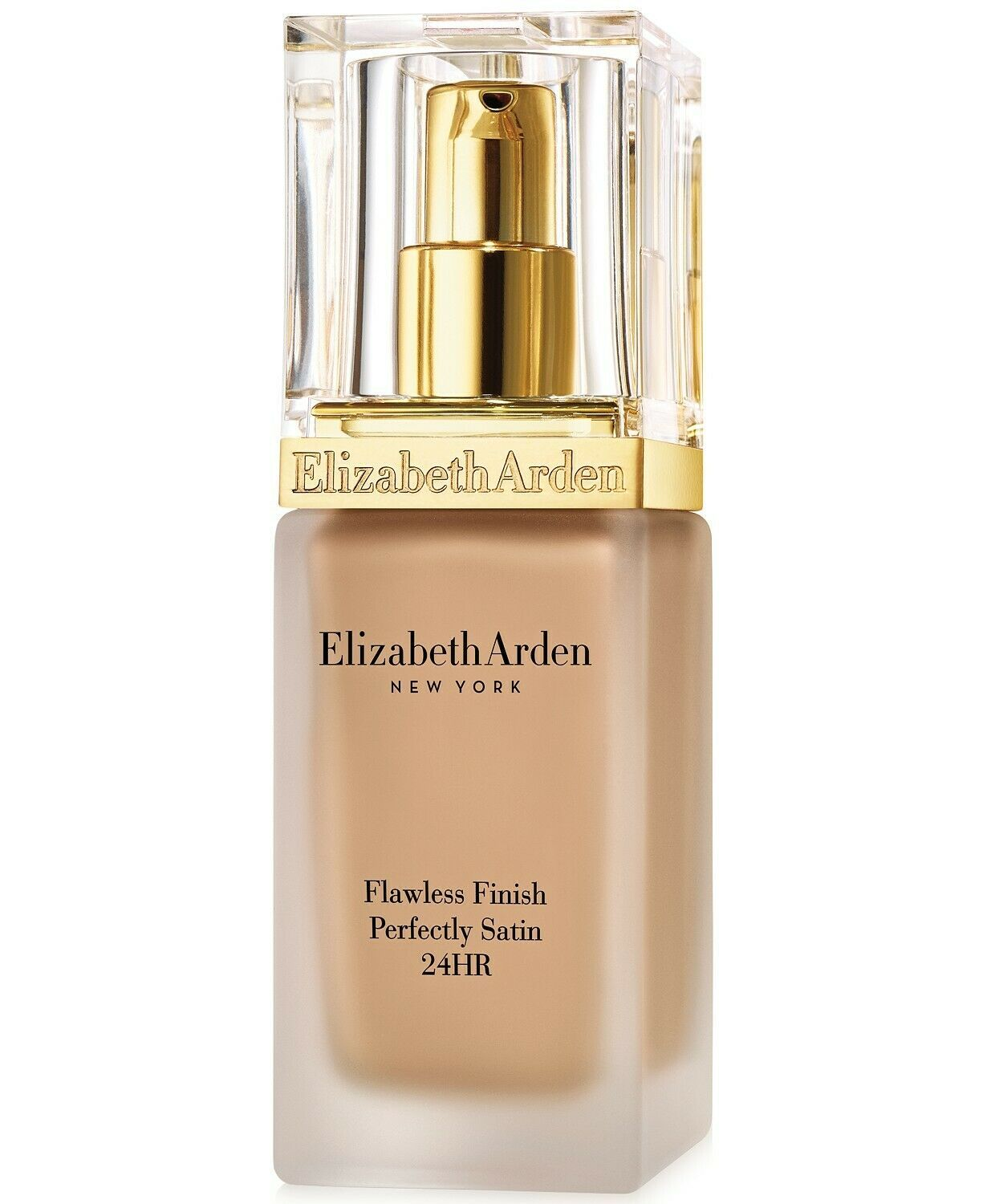 Elizabeth Arden Flawless Finish Perfectly Satin Broad Spectrum SPF15 Caramel New - $23.50