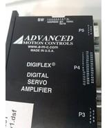 ADVANCED MOTION CONTROLS DIGIFLEX DIGITAL SERVO AMPLIFIER  DX15CT8-GE6 NIB  - $979.95