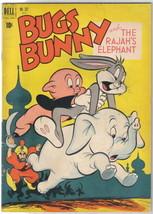 Bugs Bunny Four Color Comic Book #327 Dell Comics 1951 FINE+ - $37.65