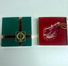 "Lenox China ""1985"" Yuletide Ornament - $30.71"