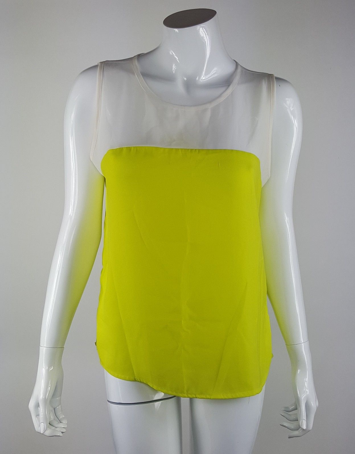 241c80c08e Forever 21 Womens Size Small White Yellow and 50 similar items. S l1600