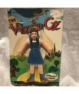 Dorothy Character Bendable Figure Wizard of Oz 1989 - Just Toys New York... - $17.08