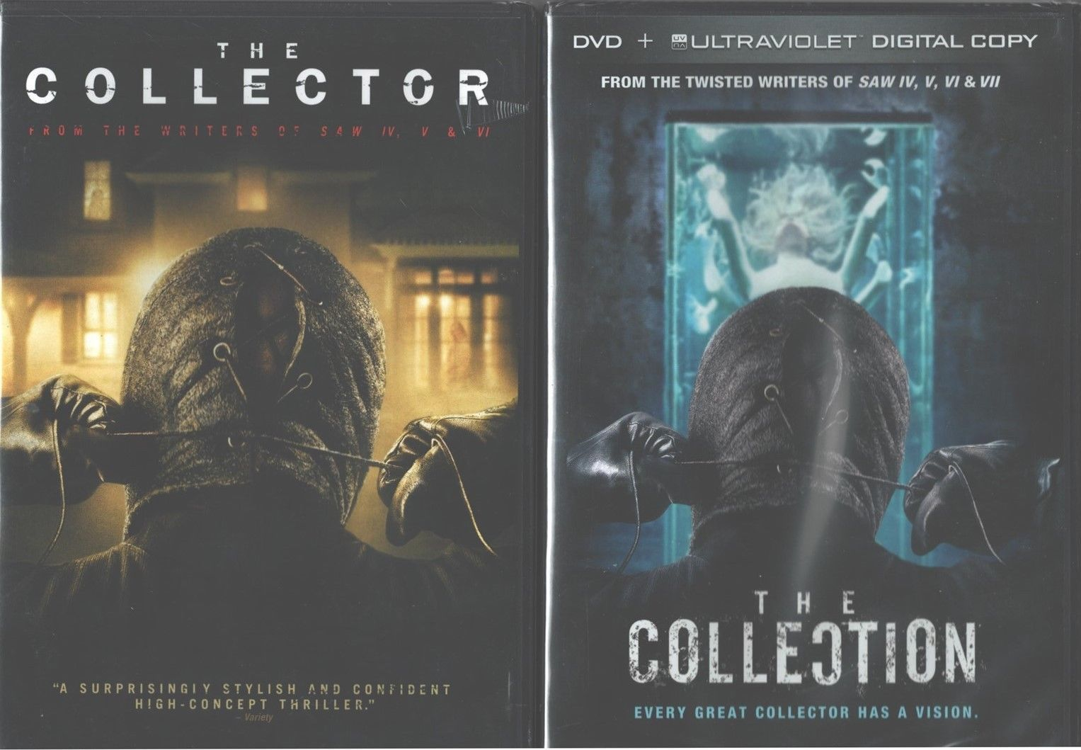 Primary image for COLLECTOR 1 & 2: The Collection- Great Horror Double Feature- NEW 2 DVD