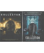 COLLECTOR 1 & 2: The Collection- Great Horror Double Feature- NEW 2 DVD - $22.76