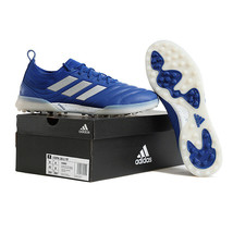 Adidas Copa 20.1 Turf TF Football Boots Soccer Cleats Blue EH0893 - $143.99