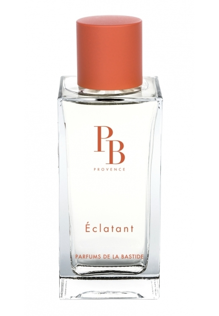 ECLATANT by PARFUMS DE LA BASTIDE 5ml Travel Spray CITRON VERBENA CEDAR Perfume