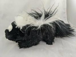 "Folkmanis Skunk Plush Finger Puppet 4"" Stuffed Animal Toy - $9.95"