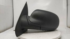 2002 Gmc Envoy Driver Left Side View Power Door Mirror Black 37871 - $35.61