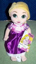"Disney Animator's Collection Plush RAPUNZEL 12"" Doll NWT - $16.50"