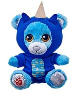 Build a Bear Blue Teddy 7in. Buddies and Dragon Suit Stars Glow Mini Stu... - $69.99
