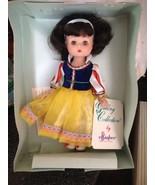 1992 Effanbee Doll Company Story Book Series Snow White Doll MV105 Retir... - $69.99