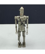 Star Wars action figure Kenner vintage loose toy 1980 IG88 bounty hunter... - $23.76