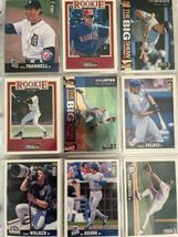 Vtg 3977 Baseball Trading Card Lot Binder Sticker Signed Rookie Photo Pete Rose image 8
