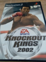 Sony PS2 Knockout King 2002 image 1