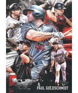 2017 Topps Five Tools #5T-19 Paul Goldschmidt   Arizona Diamondbacks - $0.99