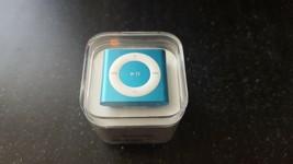 Blue Apple iPod Shuffle 4th Gen, 2GB, MD775LL/A, A1373 (Worldwide Shipping)  - $148.49