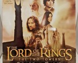 Lord of the Rings Board Game TWO TOWERS Complete Collector Tin LOTR One Rule All