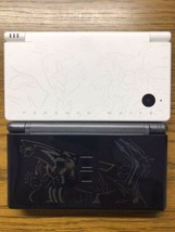Nintendo DS Lite Dialga & Palkia Limited Edition Game Console 2 set USED - $333.63
