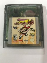 Powerpuff Girls: Bad Mojo Jojo (Nintendo Game Boy Color, 2000) UNTESTED - $6.93