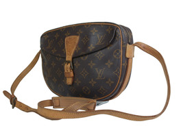 Auth LOUIS VUITTON Jeune Fille Monogram Canvas Cross-Body Shoulder Bag L... - $298.00