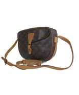 Auth LOUIS VUITTON Jeune Fille Monogram Canvas Cross-Body Shoulder Bag L... - $298.00