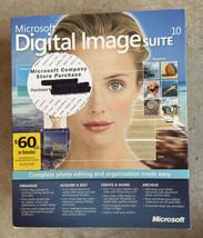 Microsoft Digital Image Suite 10.0 - $148.49