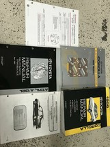 1996 TOYOTA COROLLA Service Repair Shop Workshop Manual Set W EWD Trans Bk - $74.20