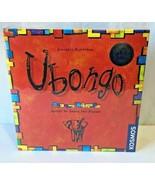 Ubongo Board Game Sprint to Solve Puzzle Strategy Germany Rejchtman Kosm... - $29.39
