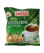 Gold Kili Ginger Drink Tea bag 12.6 oz 360 Gram - $12.86+