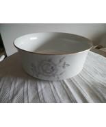 Johann Haviland Dawn Rose round vegetable bowl 1 available - $9.80