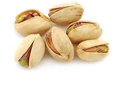 Pistachios California Natural Roasted with Salt -25Lbs - $469.26