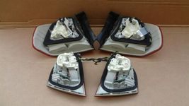 09-11 BMW E90 4dr Sedan Taillight lamps Set LED 328i 335i 335d 328 335 320i image 9