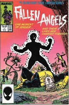 Fallen Angels Comic Book #1 Marvel Comics 1987 VERY FINE+ NEW UNREAD - $3.25
