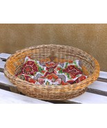 Wicker dog bed Сat or small dog bed Wicker cat bed Cat basket  - $70.00