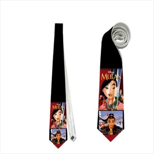 necktie mulan neck tie