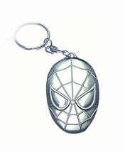 Disney Marvel Spiderman Pewter Key Chain - $24.70