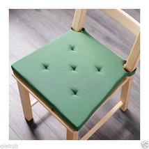 IKEA JUSTINA Chair Pad Green Indoor Outdoor Patio Seat Cushion, 903.044.... - €21,25 EUR