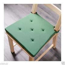 IKEA JUSTINA Chair Pad Green Indoor Outdoor Patio Seat Cushion, 903.044.... - $23.75