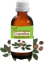Copaiba Oil Pure & Natural Essential Oil-100 ml Copaifera Officinalis by Bangota - $33.04
