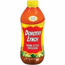 Dorothy Lynch Home Style Salad Dressing 32oz - Proudly Made in Nebraska - Made i