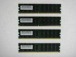 16GB 4X4GB Memory For Supermicro Superblade SBA-7121M-T1 SBA-7141M-T - $39.58