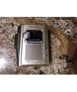 Panasonic Cassette Recorder Model RQ-L51 Voice Activated System - $24.75