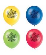 "Unique 49975 Justice League Latex Party Balloons, 12"", Multicolor, Pack ... - $8.80"